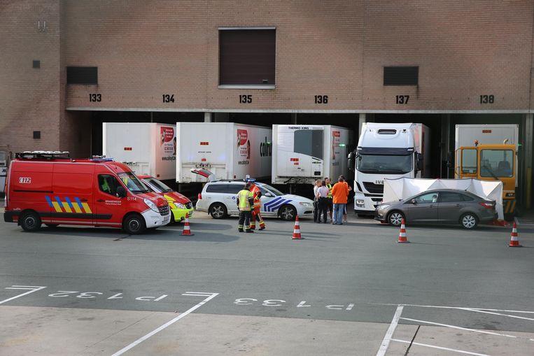 Op de site Dassenveld van Colruyt kwam op 7 juli 2015 een vrachtwagenchauffeur om het leven toen hij onder de wielen van een terminaltrekker belandde.