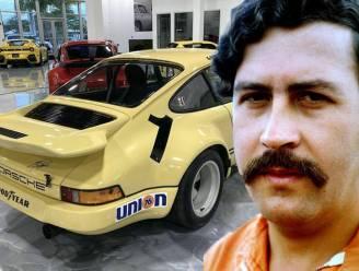 Porsche van drugsbaron Pablo Escobar te koop voor 1,8 miljoen euro