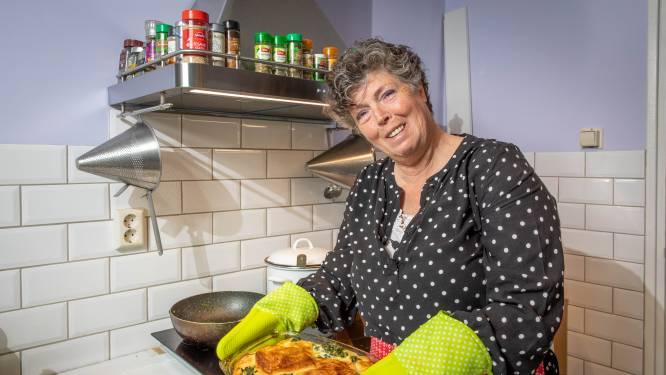 Carin maakt een ovenschotel met tonijn: 'Een echt rampenfonds-gerecht'