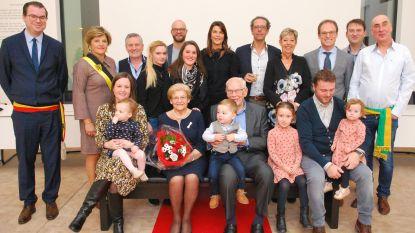 Georges en Christiana vieren briljanten huwelijk