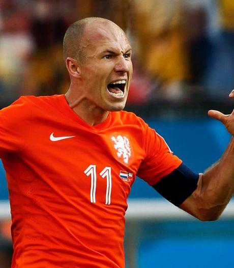 'Van Gaal maakte het ontwerp van mijn Oranje-shirt onvergetelijk'