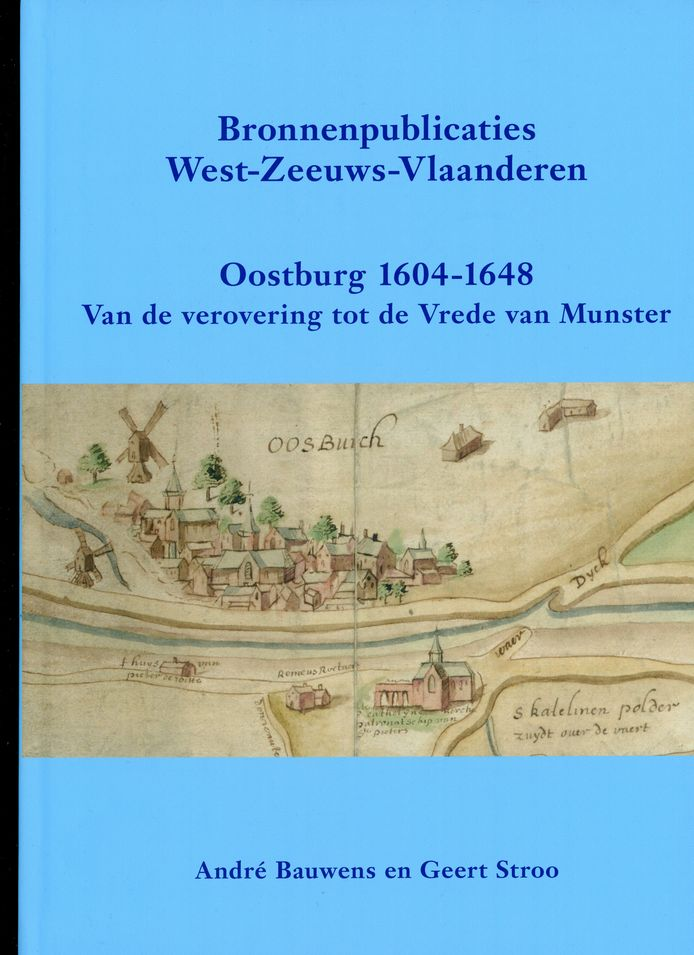 cover Oostburg 1604-1648