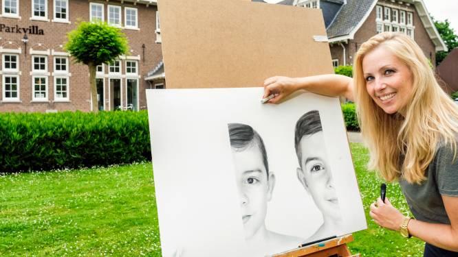 Masterclass van kunstenares Yvette, bekend van Sterren op het doek? Het kan deze zomer bij Parkvilla