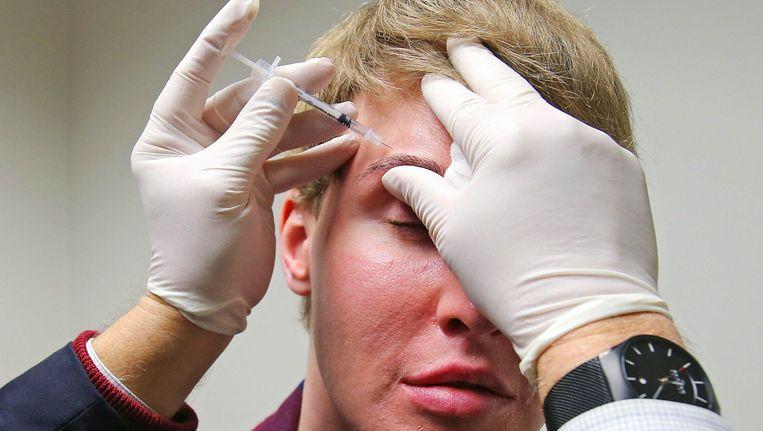 Botox is een niet noodzakelijke medische ingreep. Beeld Photo News