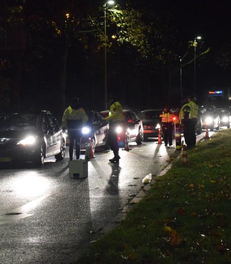 Politie Vianen tijdens alcoholcontrole 'gestoord' door vluchtende overvallers