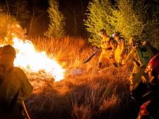 Steeds complexere natuurbranden vragen om 'super-blussers': regio levert 20 tot 25 brandweermensen voor nieuw team