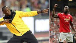 """Bolt: """"Lukaku heeft mijn dag goed gemaakt"""""""