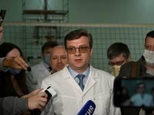 Vermiste arts die oppositieleider Navalny behandelde weer terecht