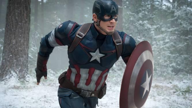 Captain America valt in nieuwe strip voor het eerst op mannen