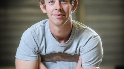 """Jonas Van Geel zat dicht tegen een burn-out aan: """"Ik werd 's nachts wakker met hartkloppingen"""""""