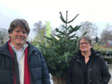 Nijverdalse ondernemers stellen terrein open voor inleveren kerstbomen: 'We willen chaotische taferelen voorkomen'