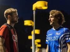 Korfbalclubs EKC Nääs en DOS-WK uit Enschede azen op revanche: 'Derby móeten we winnen'