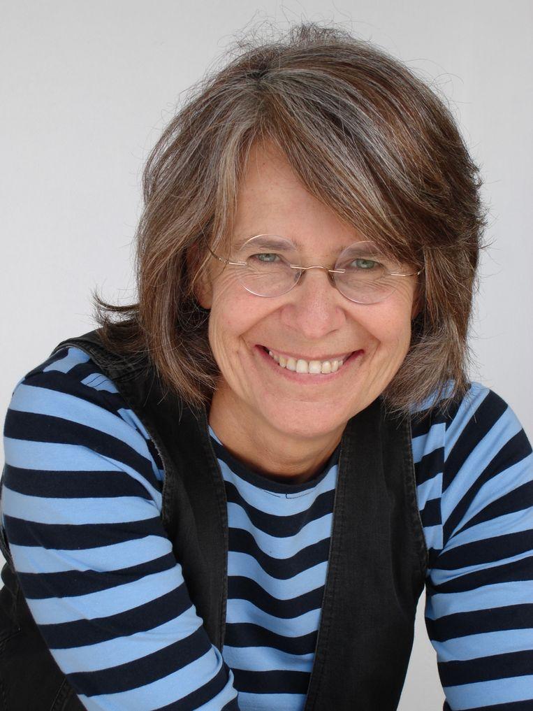 Dichter Antjie Krog Beeld Karina Turok