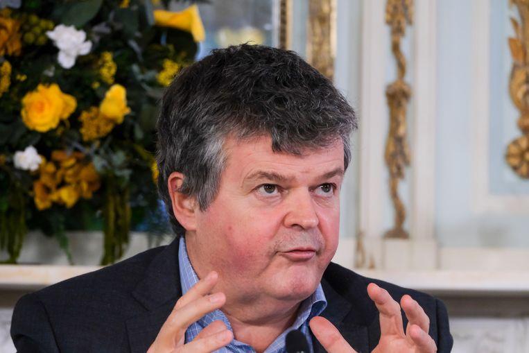 Vlaams minister van Samenleven Bart Somers (Open Vld) maakt 75.000 euro vrij voor het project. Beeld BELGA