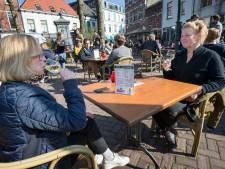 Even zijn alle ogen gericht op dat rebelse terras in Breda: 'Zelfs Al Jazeera heeft gebeld'