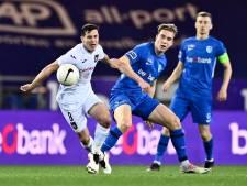 Van den Brom schiet weinig op remise tegen Anderlecht