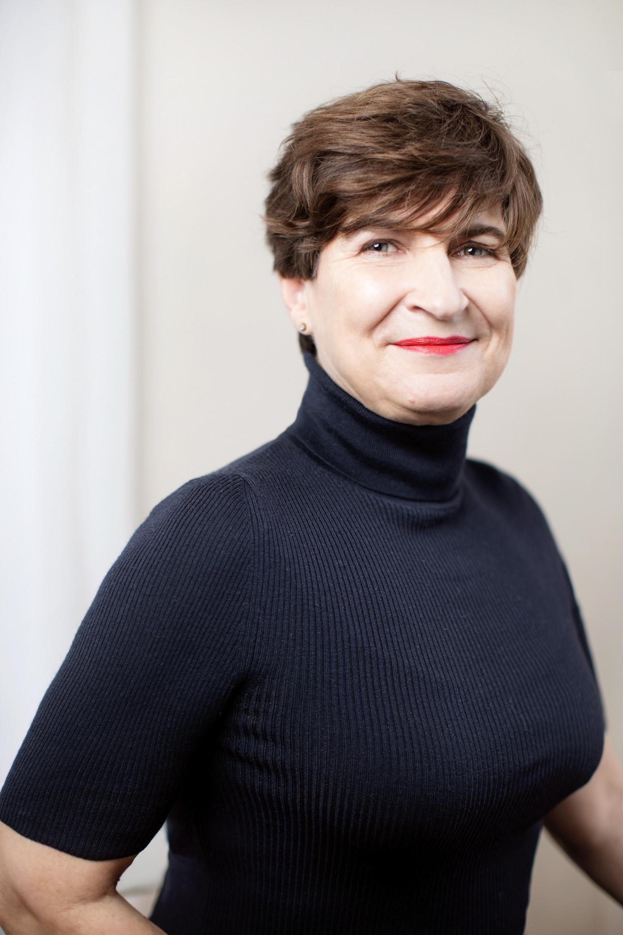 Lilianne Ploumen Beeld Malou van Breevoort