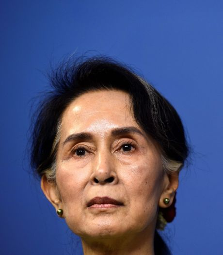 Voormalig icoon van de democratie Suu Kyi hangt zware celstraf boven het hoofd