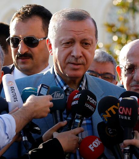 Berlijn verbiedt publiek optreden Erdogan tijdens G20 in Duitsland