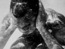 Alfonso showt zijn kunsten; tentoonstelling Plankton in het Zwolse Langhuis