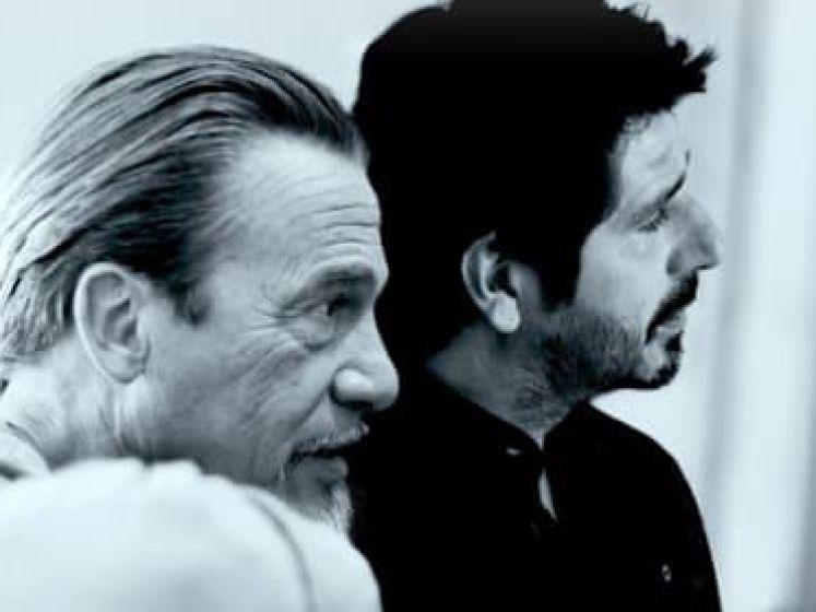 """""""J'y vais"""": un premier duo intense pour Patrick Fiori et Florent Pagny"""