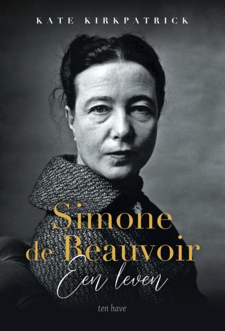 Kate Kirkpatrick, 'Simone de Beauvoir. Een leven', Ten Have, 400 p., 34,99 euro. Uit het Engels vertaald door Karl van Klaveren, Indra Nathoe en Michel Meynen. Beeld Humo