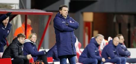 John Stegeman over zijn ontslag bij PEC Zwolle: 'Het was echt niet nodig geweest'