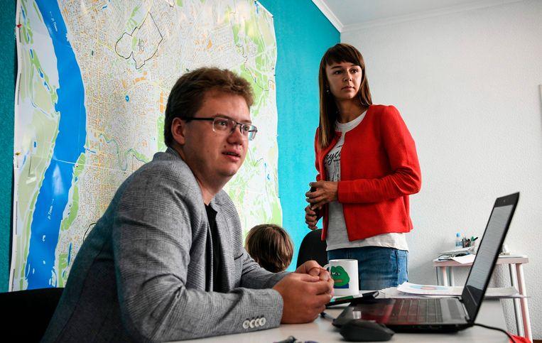 Andrej Fatejev. Beeld AFP