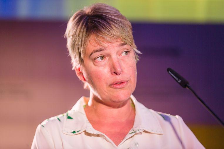 Minister voor Leefmilieu Joke Schauvliege (CD&V). Beeld BELGA