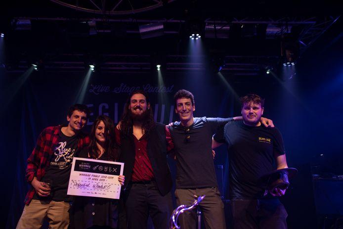 Potential Wonder, winnaar van de finale van RegioRuis 2018-2019