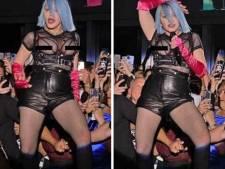 Madonna, 62 ans, donne un concert seins nus dans un hôtel new-yorkais