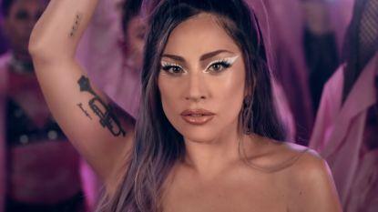 """Lady Gaga haalde gezicht Ariana Grande open met lange nagels: """"Hoop dat het een litteken wordt"""""""