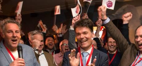 Breda heeft de beste binnenstad van Nederland, Grote Kerk kleurt feestelijk goud