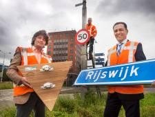Bamboe wijst de weg in Rijswijk