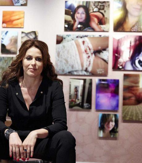Naaktselfie Van Royen levert 1500 euro op