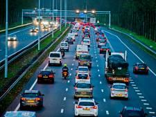 Snelweg A20 wordt verbreed tussen Nieuwerkerk en Gouda, en daar moeten veel bomen voor sneuvelen