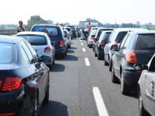 Week-end noir sur les routes françaises de la vallée du Rhône, vers la côte belge aussi