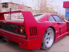 Deze Youtuber speurt naar Ferrari van de zoon van Saddam Hussein