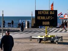 NS en politie beperken toegang treinen Zandvoort, reizigers wordt gevraagd naar noodzaak reis
