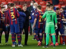 Koeman na comeback: 'Als je zulke wedstrijden wint, word je gezien als goede trainer'