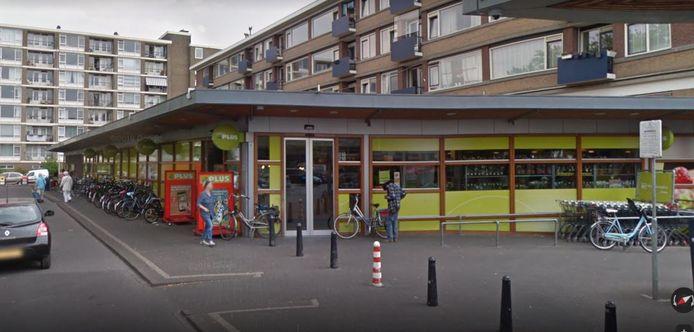 Plus aan Smaragdplein in Utrecht