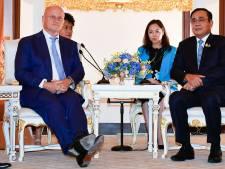 Grapperhaus: Thailand bereid te werken aan oplossing in zaak Van Laarhoven