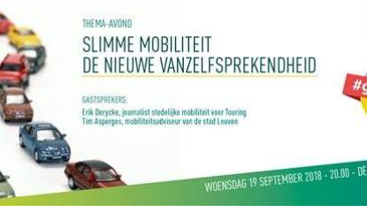 Debat rond mobiliteit