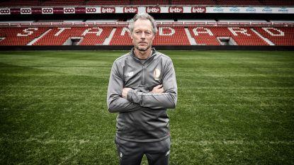 """Preud'homme over zijn terugkeer naar Standard: """"Ik heb goesting"""" - Edmilson grote afwezige"""