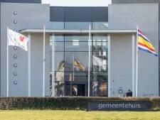 Vlaggenstrijd in Tholen; nu wappert het doek voor een vrijwillig levenseinde in top