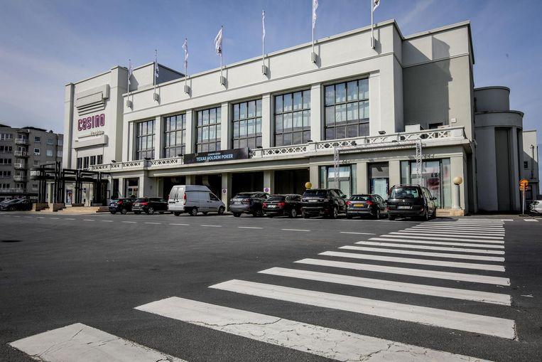 Volgens de huidige plannen gaat het casino in Knokke-Heist ondergronds.