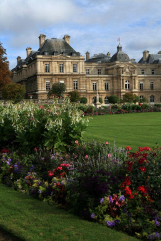 Jardin du Luxembourg Beeld UNKNOWN