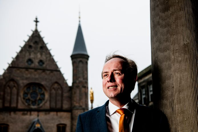 Kees van der Staaij. Foto ANP