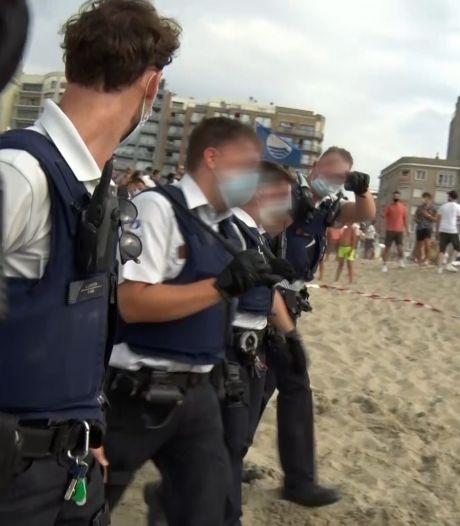 Vlaamse badplaatsen helemaal klaar met 'strandhooligans'