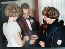 Nico en Hetty van Weerdenburg, overburen van Treesje Ogier, trouwden op 10 september 1993